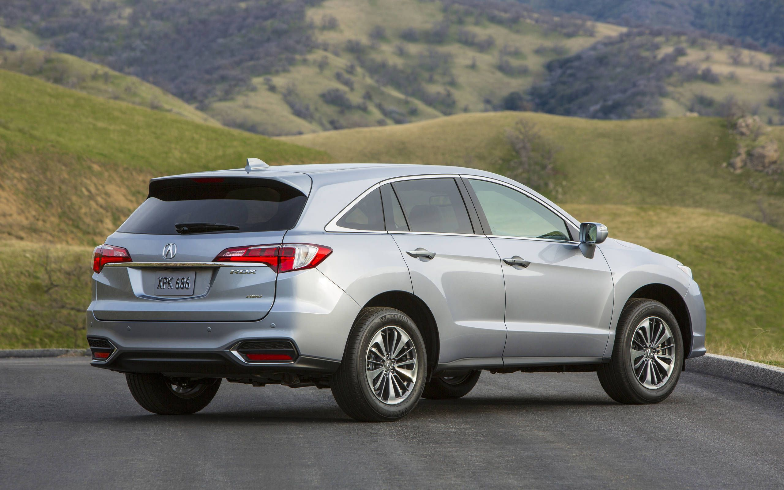 2017 Acura Rdx Awd Review Comfortable And Handsome But Not Quite Premium