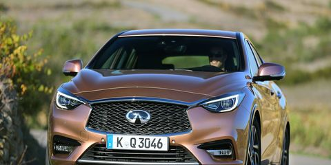 """Infiniti tops the list of Pied Piper's """"mystery shopping"""" experiment as foreign automakers dominate the competition."""