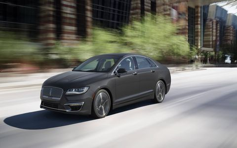 The redesigned front fascia of the MKZ is an improvement, but the most important change would be the new twin-turbocharged 3.0-liter V6.