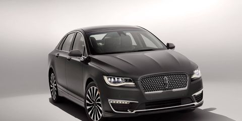 Lincoln has come a long way with the 2017 MKZ.