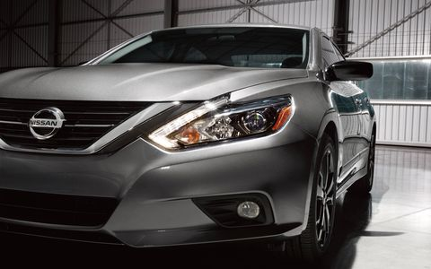 The four in the Nissan Altima is plenty powerful and the CVT is better than it has ever been.