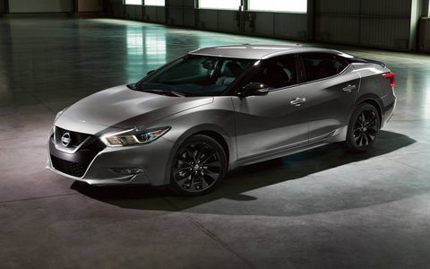 Nissan expanded its Midnight Editions to six extra models at the Chicago Auto Show.