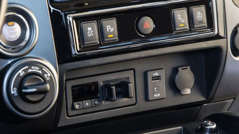 The Nissan Titan comes in five trims, S, SV, SL, Pro-4X and Platinum.
