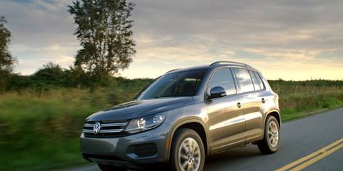 The 2017 VW Tiguan Limited is the new budget variant of Volkswagen's popular crossover.