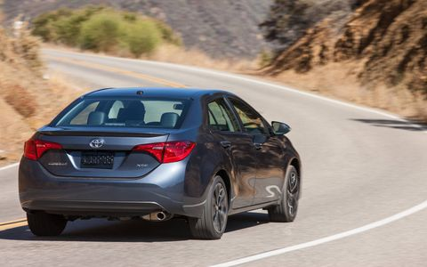At its core, the Corolla is cheerful, reliable transportation, delivering impeccable reliability and good gas mileage. It will not excite you, entice you to seek out the 'long way' to your destination or impress your car-enthusiast friends.