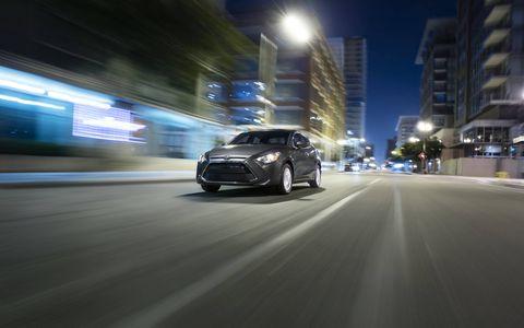 Gallery 2017 Toyota Yaris Ia Exterior