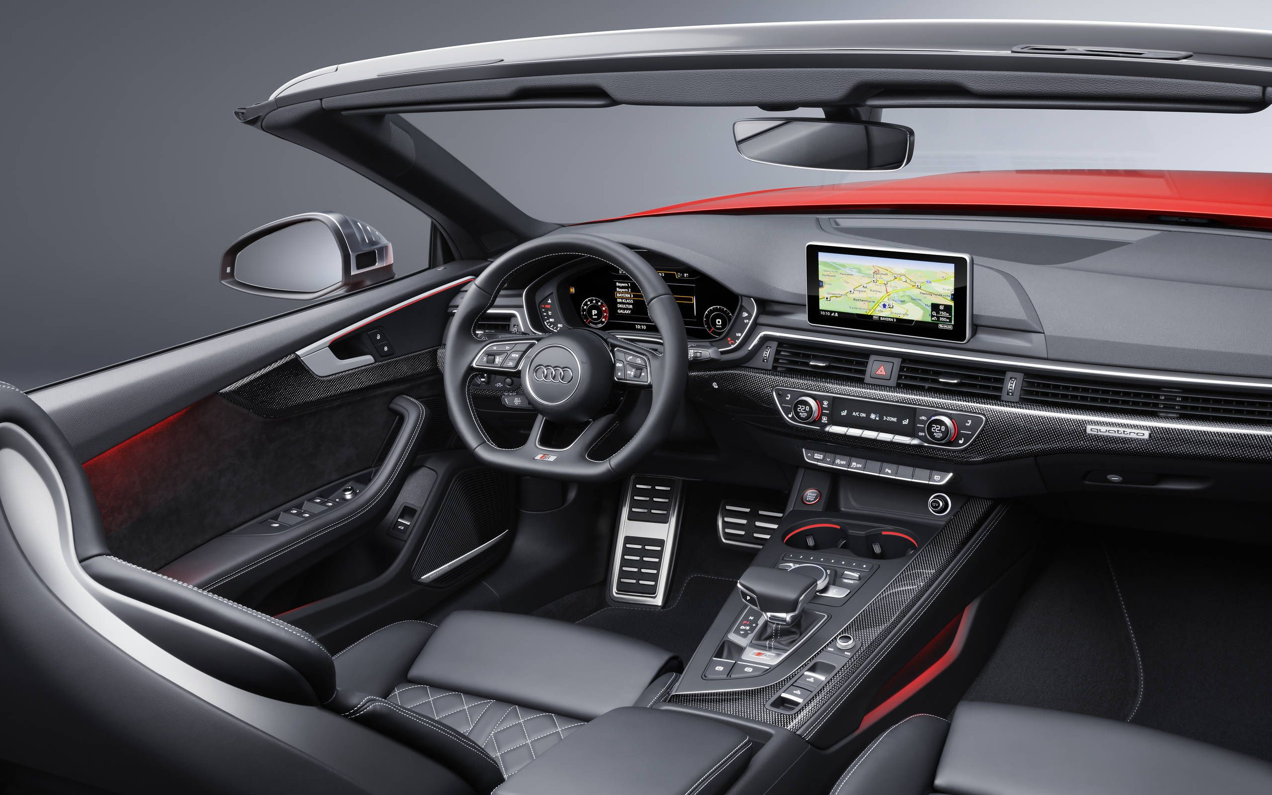 2018 Audi S5 Cabriolet Essentials Can A Car Be Too Well Executed