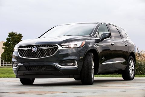 Avenir is a sub-brand of the Buick lineup and offers unique styling cues, more standard features and premium materials.