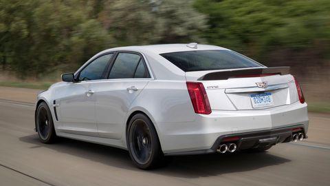 2019 Cadillac Cts V Essentials An American Hot Rod Sedan