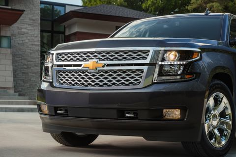 The 2019 Chevy Suburban's top engine choice is a 6.2-liter V8 making 420 hp.