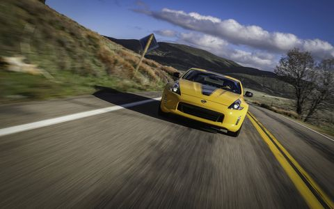 Nissan will show off its latest variant of the 370Z at this year's New York auto show.
