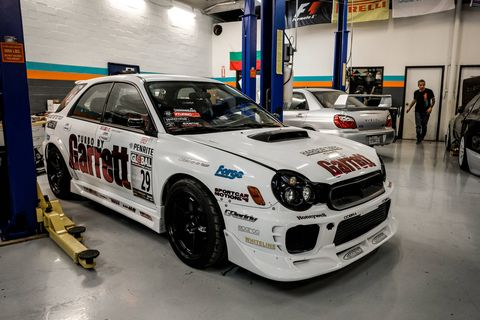 Renner Racing Development specializes in making Subarus faster on the street and on the track.