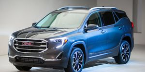 The 2018 GMC Terrain will offer a 1.6-liter turbodiesel, along with the Chevy Equinox and Cruze.