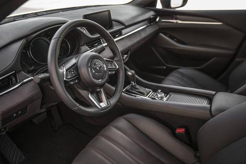 2018 Mazda 6 Interior