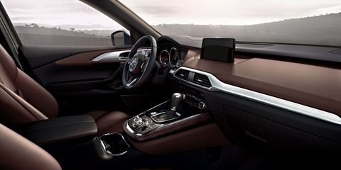 The 2019 Mazda CX-9 now presents like an all-out luxury vehicle.