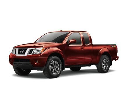 Our 2018 Nissan Frontier came with a 4.0-liter V6 making 261 hp.