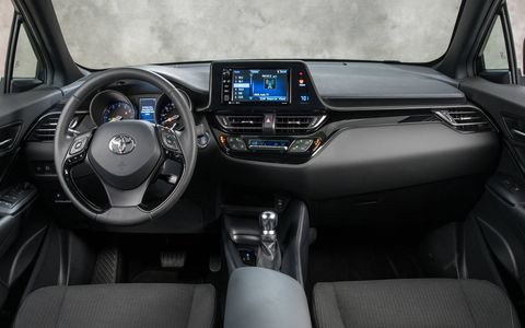 The 2018 Toyota C-HR XLE will run buyers $22,500, plus $960 delivery.