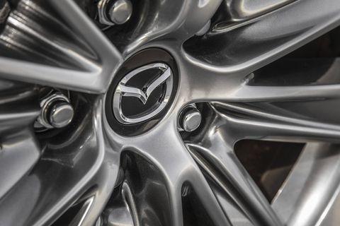 2018 Mazda 6 details