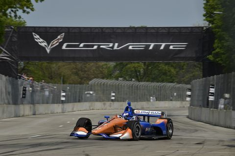 Sights from the IndyCar Chevrolet Detroit Grand Prix at Belle Isle Friday May 31, 2019