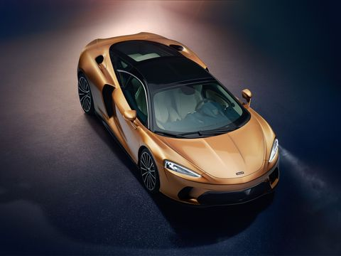 """<span style=""""font-size:11pt""""><span style=""""font-family:&quot;Calibri&quot;,sans-serif"""">The McLaren GT goes from 0-60 in 3.1 seconds. Top speed is 203 mph.</span></span>"""
