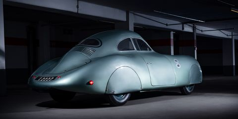 This 1939 Porsche Type 64 will be sold at at RM Auctions Monterey sale in August.