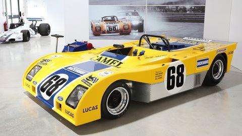 1972 Duckhams Ford LM