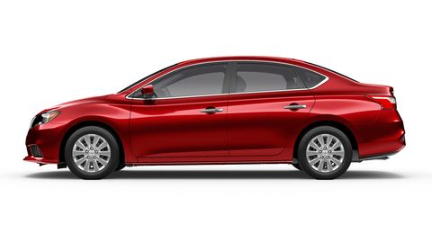 The 2019 Nissan Sentra is offered in six trims ranging from the S ($17,890) to the Nismo ($25,940).