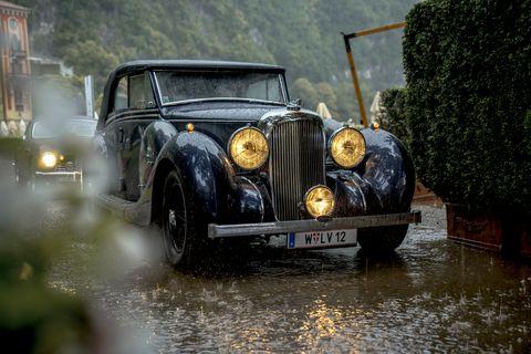 90 years after the event's founding, a hand-selected group of stunning vintage cars gathered on the shores of Italy's Lake Como for the 2019 Concorso d'Eleganza Villa d'Este.