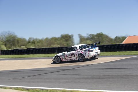 Time Attack drivers compete for fast lap at Summit Point Raceway