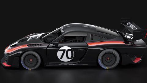 Porsche 935 in Interscope livery