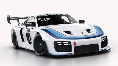 Porsche 935 in Sachs livery