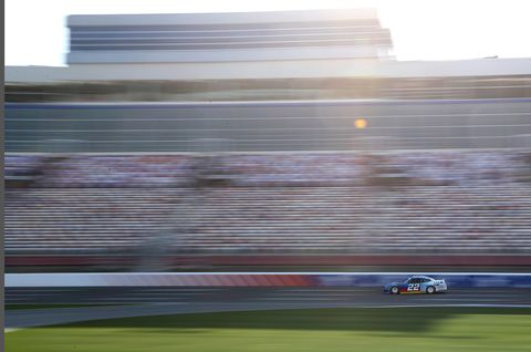 Sights from the NASCAR action at Charlotte Motor Speedway, Thursday May 23, 2019.