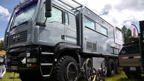 BoxManufaktur.com builds the living quarters, you supply the truck