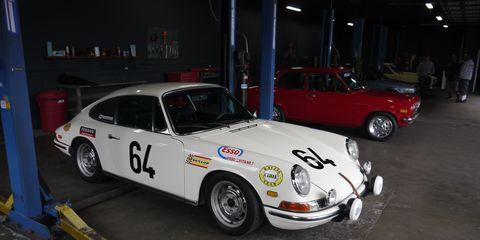 John Benton's 1967 912