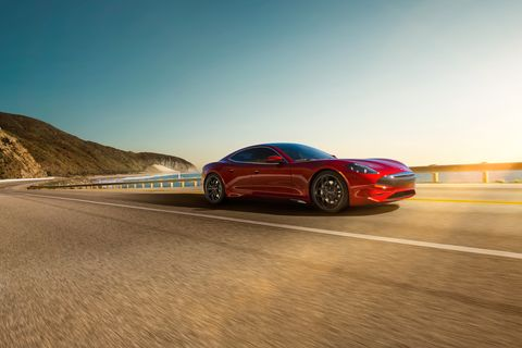 A new BMW three-cylinder, mostly new everything else, makes the 2020 Karma ReveroGT more competitive