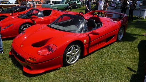David Lee's F50