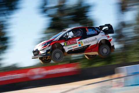 Sights from the WRC Rally Portugal May 31- June 2, 2019