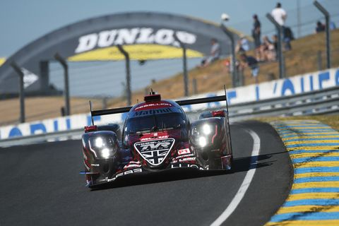 Sights from WEC 2019 24 hours of Le Mans test day at the Circuit de la Sarthe, France