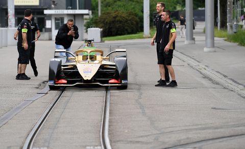 Sights from the Formula E Swiss E-Prix in Bern, Saturday June 22, 2019