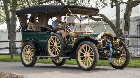 1910 Rambler 55.