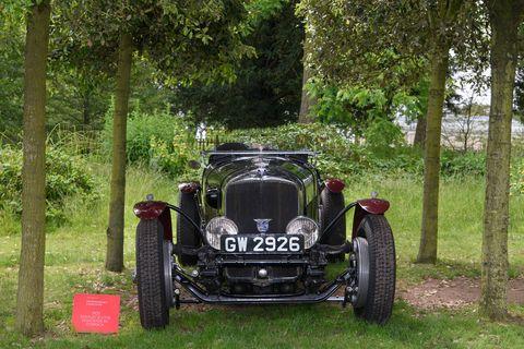 1931 Bentley 8-Litre Roadster by Corsica