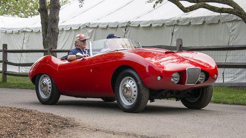 1954 Arnolt-Bristol Bolide.