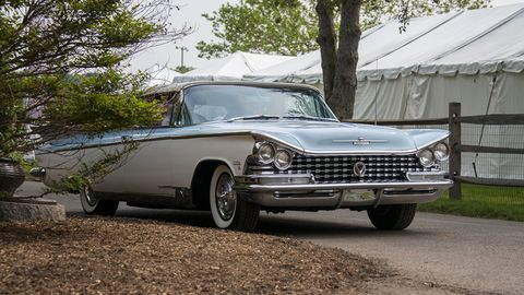 1959 Buick Electra.