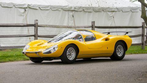 1967 Dino 206 Competizione.