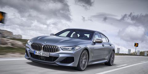 Land vehicle, Vehicle, Car, Luxury vehicle, Personal luxury car, Automotive design, White, Performance car, Executive car, Bmw,