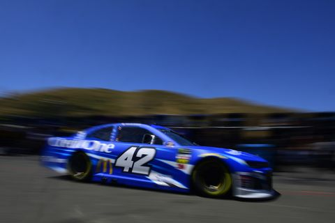 Sights from the NASCAR action at Sonoma Raceway Friday June 21, 2019