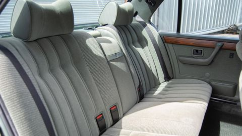 Car, Vehicle, Luxury vehicle, Car seat cover, Car seat, Sedan, Family car,