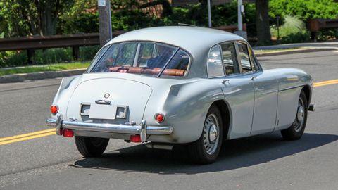 1956 Bristol 405.
