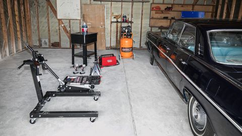 """<span style=""""font-size:11.0pt""""><span style=""""font-family:&quot;Calibri&quot;,sans-serif"""">We found all of these at the DIYer paradise that is the massive Summit Racing retail playground for gearheads in Tallmadge, Ohio.</span></span>"""