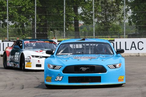 Sights from the Trans Am series Muscle Car Challenge in Detroit Saturday June 1, 2019.